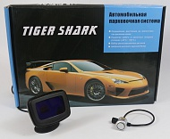 Парк.радар TIGER SHARK TS 605 (цвет серебристый)
